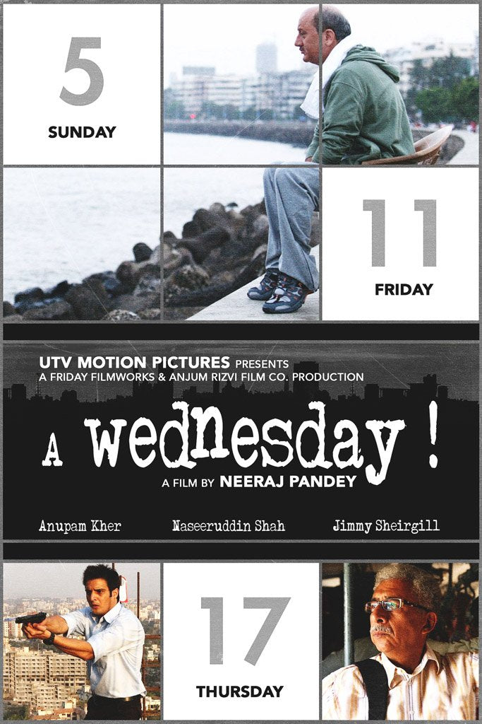 A Wednesday (2008) Poster