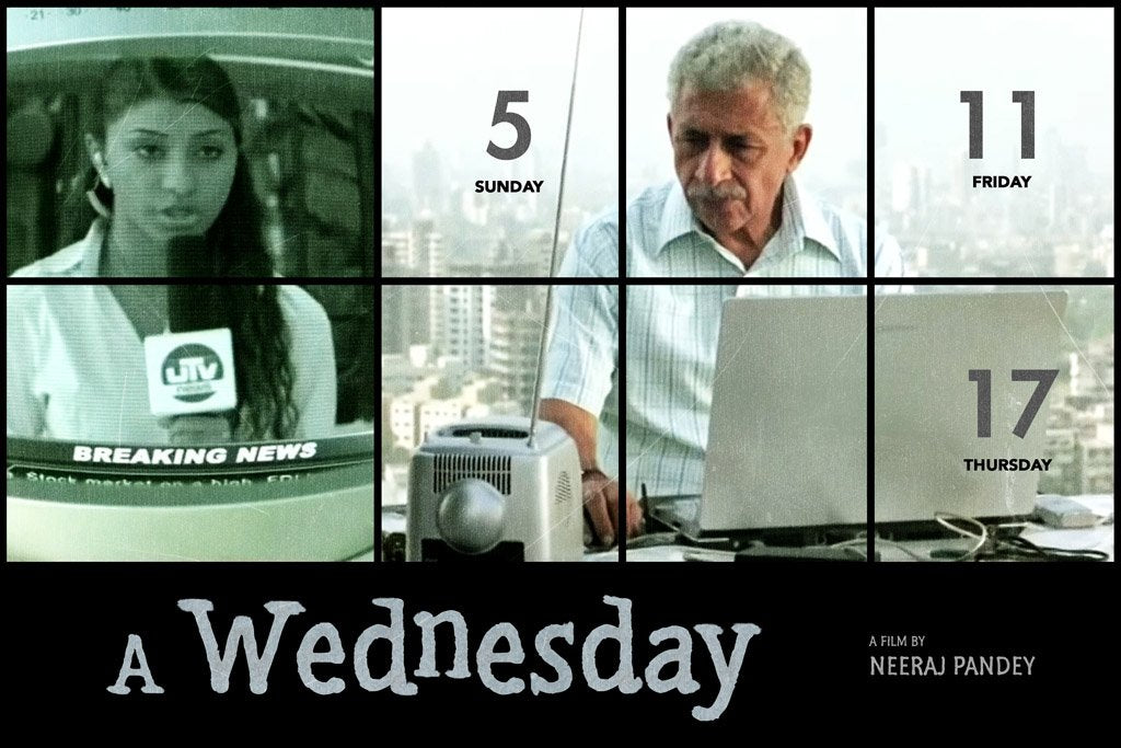 A Wednesday (2008) IMDB Top 250 Poster