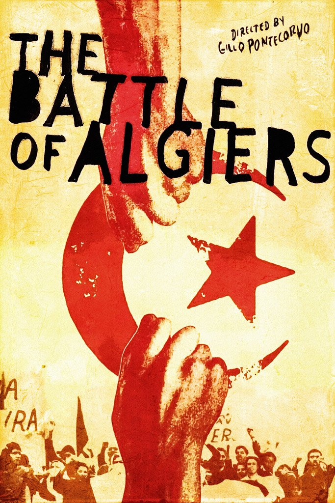 The Battle of Algiers (1966) Movie Poster – My Hot Posters