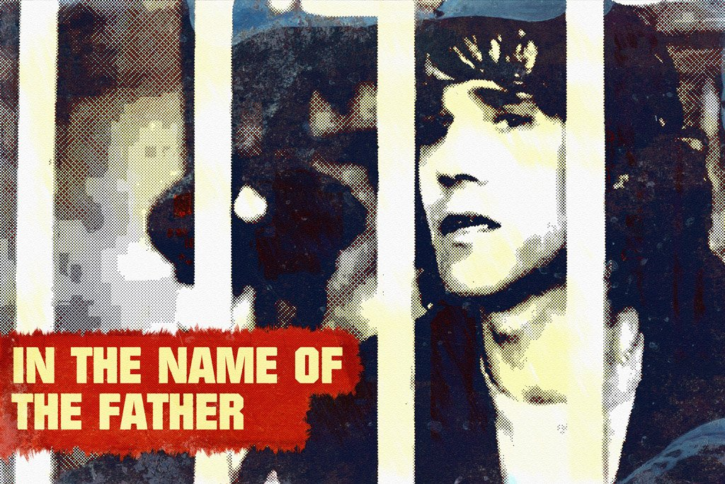 In the Name of the Father (1993) Poster