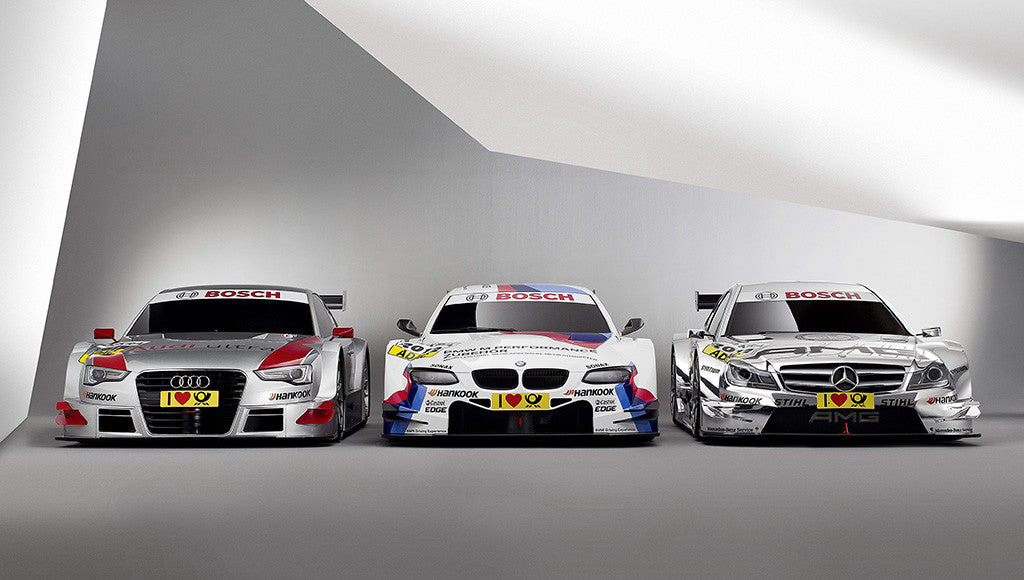 Sport Cars BMW M3 Series Mercedes AMG Audi Poster