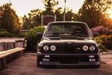 BMW 3 Series E30 M3 Retro Vintage Car Auto Poster