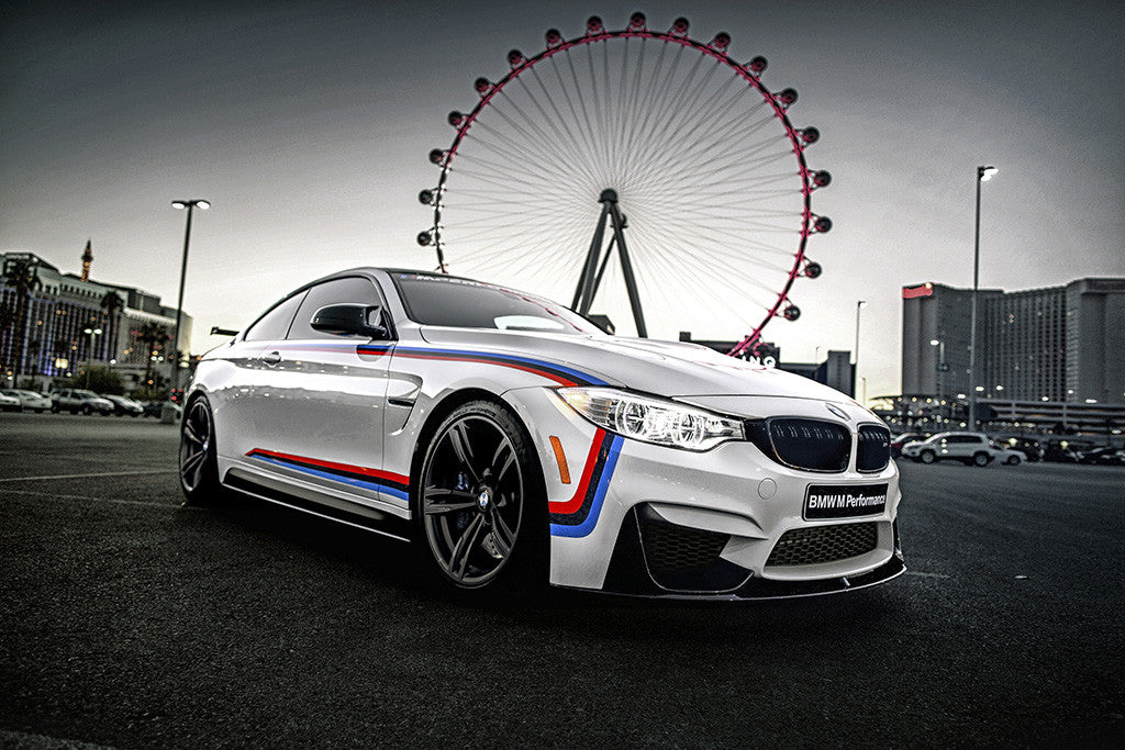 BMW M4 Coupe Poster