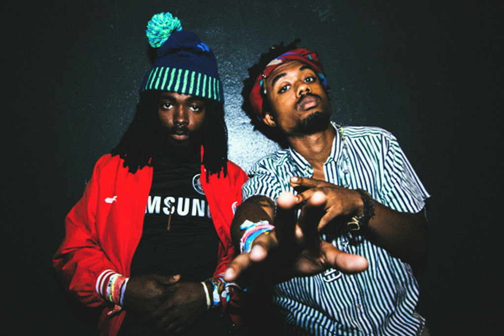 EarthGang Group Rap Hip Hop Poster