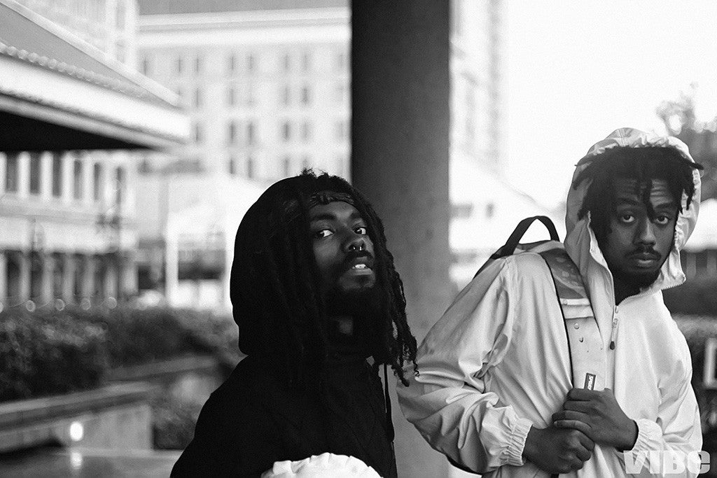 EarthGang Rap Black and White Rap Hip Hop Poster