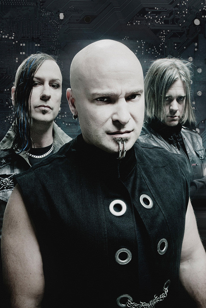 Disturbed Band Poster