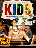 Rapper Mac Miller KIDS Music Poster