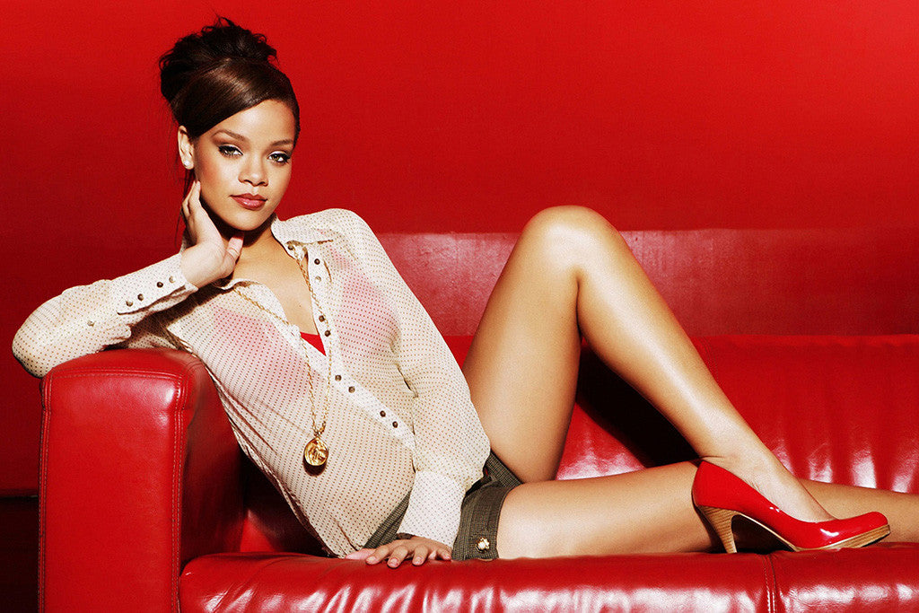 Rihanna Hot Girl Sexy Poster