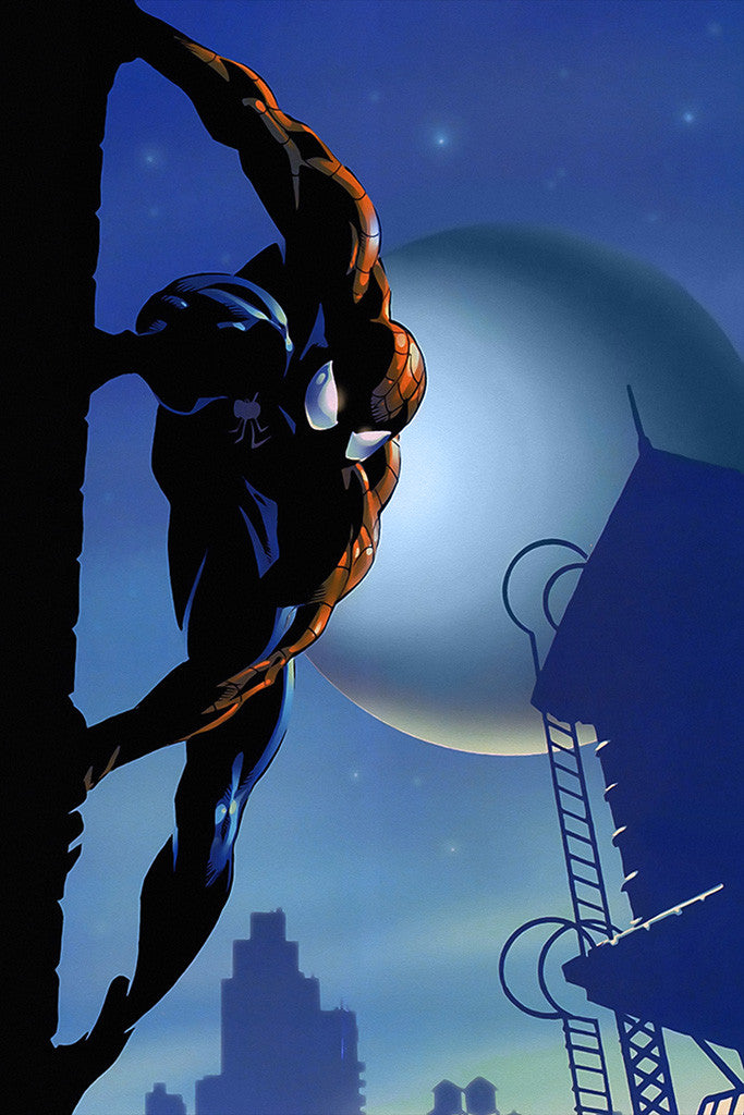 Spider-Man Spider Man SpiderMan Comics Poster