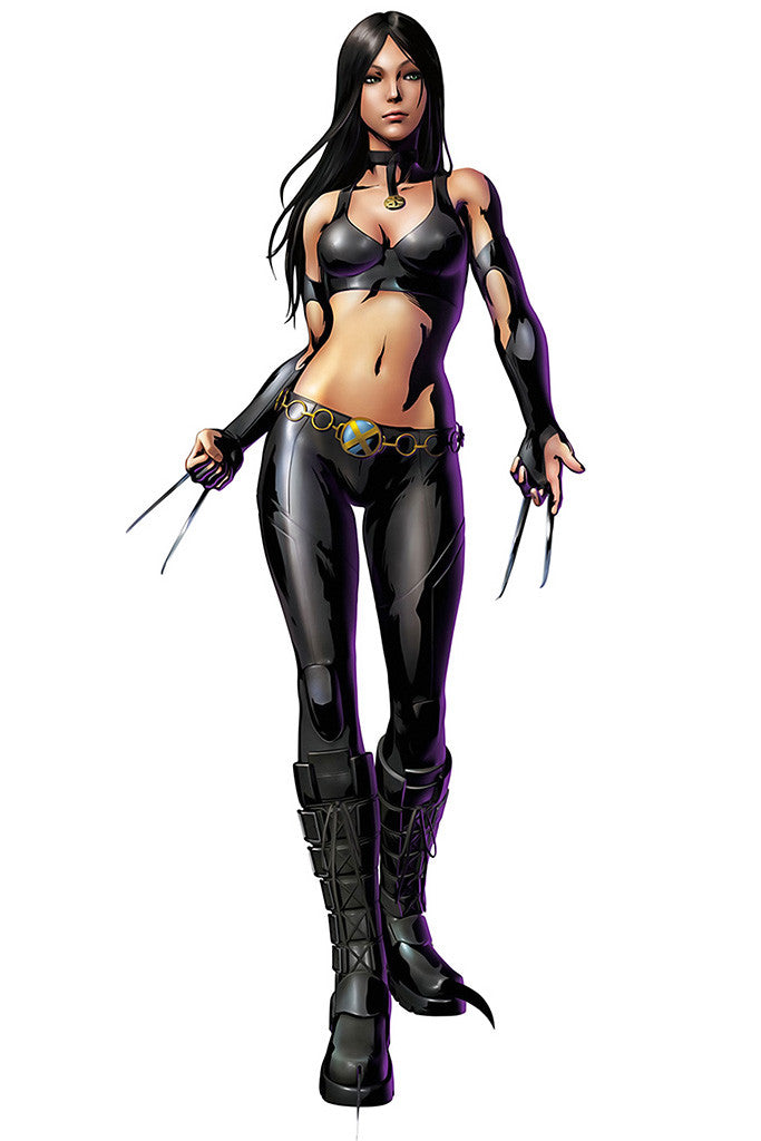 X-Men X-23 Hot Girl Comics Poster