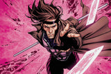 X-Men Gambit Comics Poster