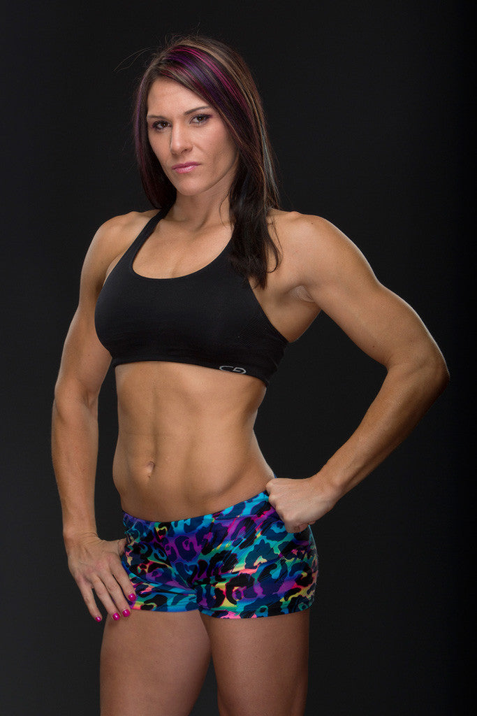 Cat Zingano Hot Girl Fighter MMA Poster
