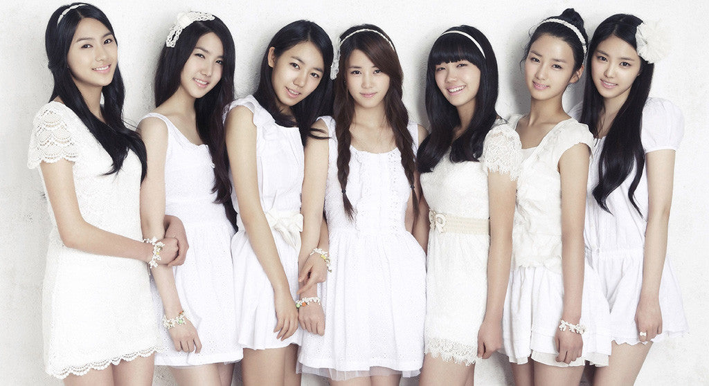Apink Hot Asian Korean Girls Poster
