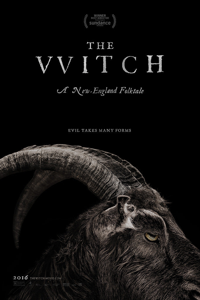 The Witch A New English Folktale 2016 Poster