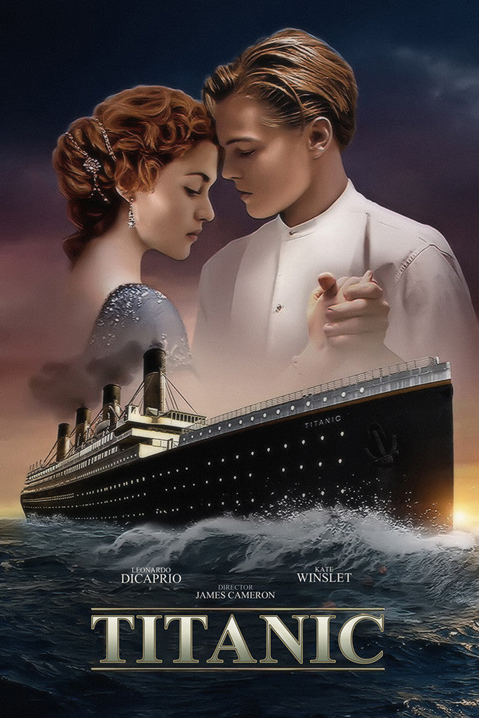 Titanic Movie Poster �...