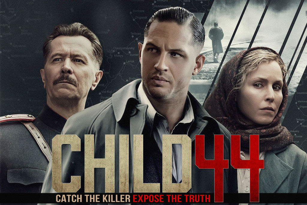 Child 44 Movie Poster