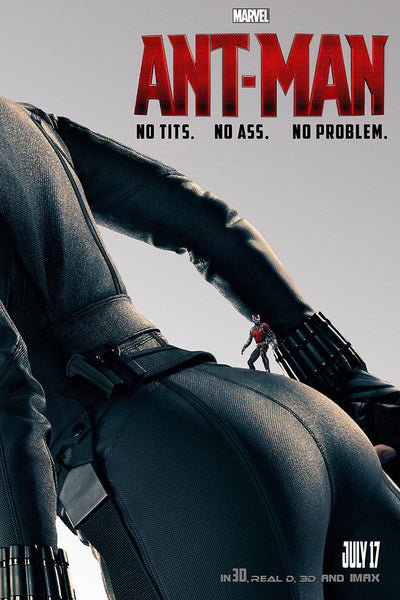 Ant Man Poster My Hot Posters