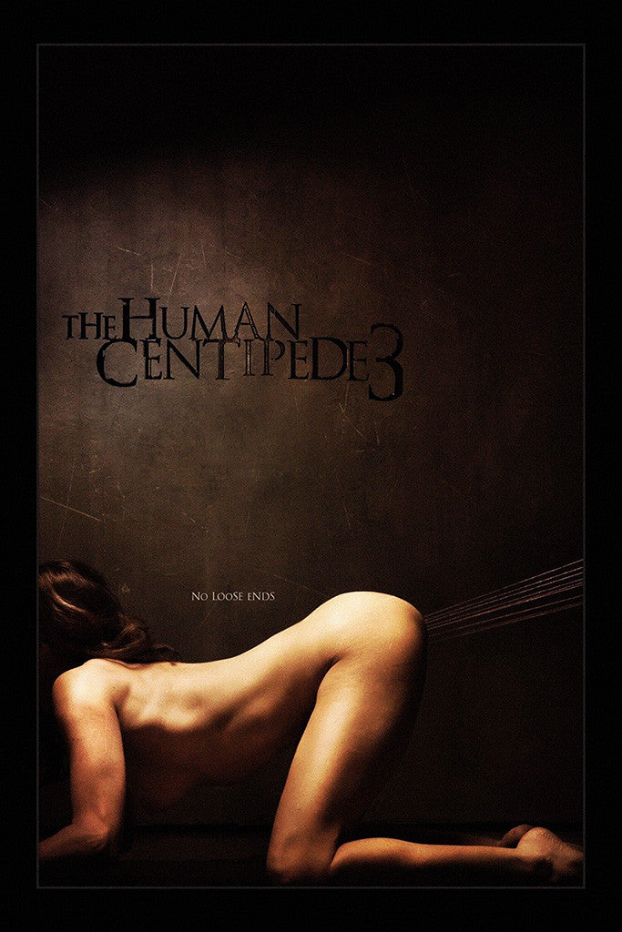 Human Centipede 3 Poster