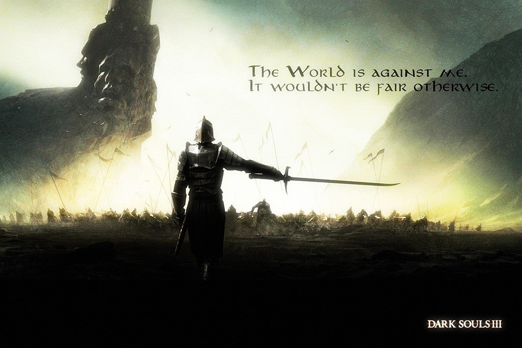 Quotes About Dark Souls: My Hot Posters Poster Store