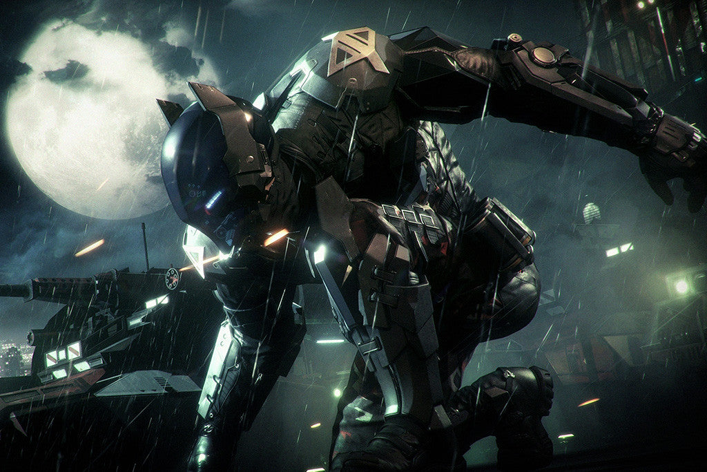 Arkham Knight Game Poster