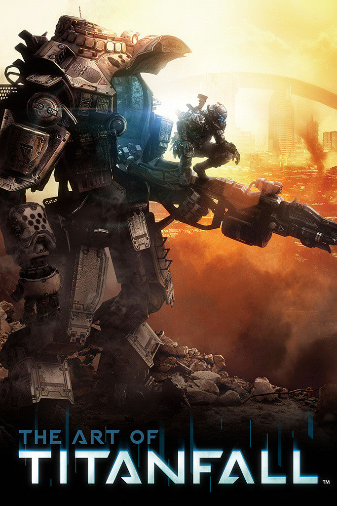 Sports Cars For Sale >> Titanfall Titan Fall Game Poster – My Hot Posters