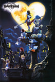 Kingdom Hearts 3 Game Poster