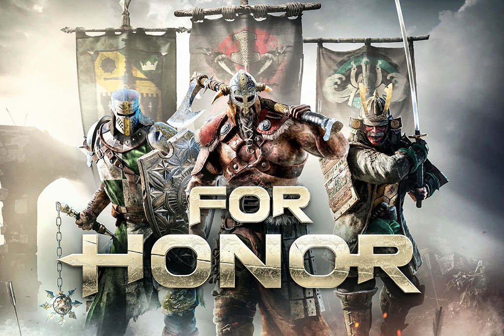 For Honor Game Poster