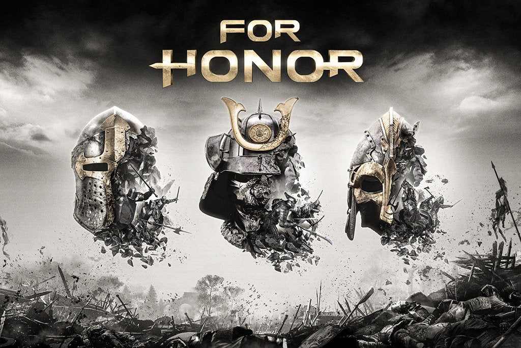 For Honor 2017 Poster