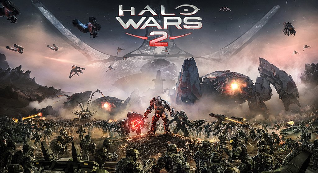 Halo Wars 2 Game Poster
