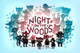 Night in the Woods Poster