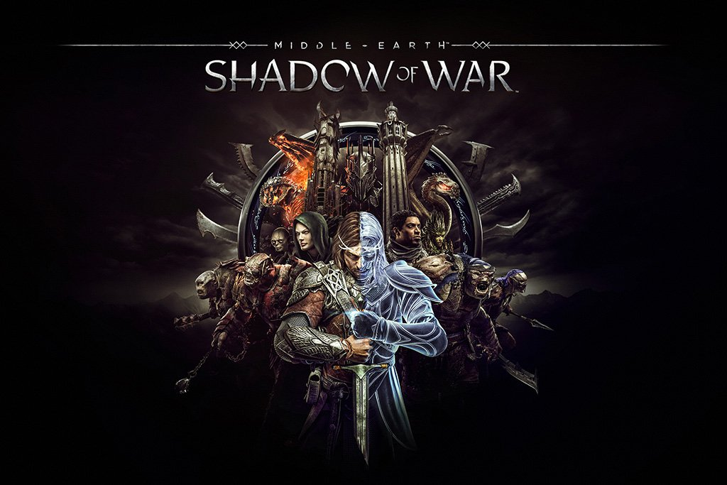 Middle-earth: Shadow of War Game Poster