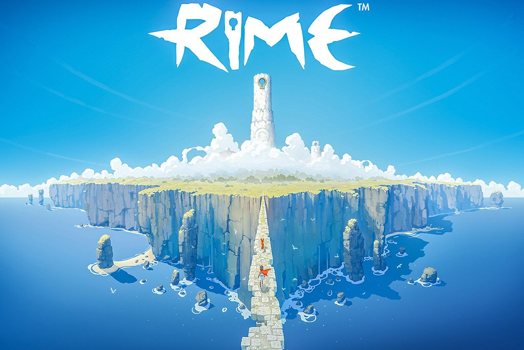 Rime Game Poster