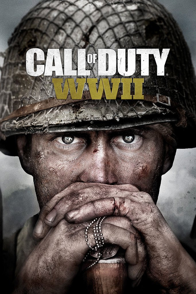 Call of Duty WWII Poster