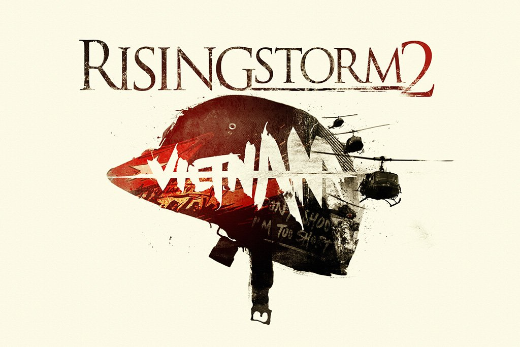 Rising Storm 2 Vietnam 2017 Game Poster