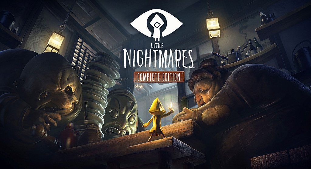 Little Nightmares 2017 Game Poster