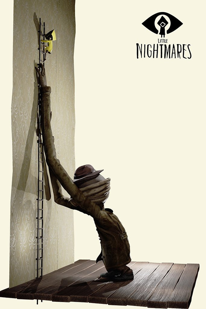 Little Nightmares Game 2017 Poster