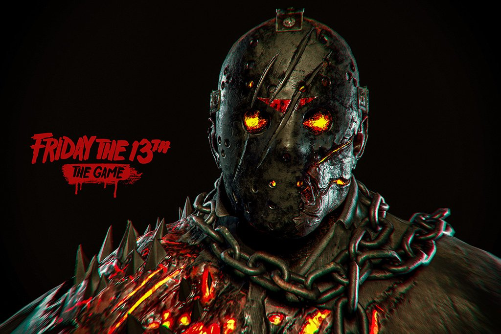 Friday the 13th The Game Jason Poster