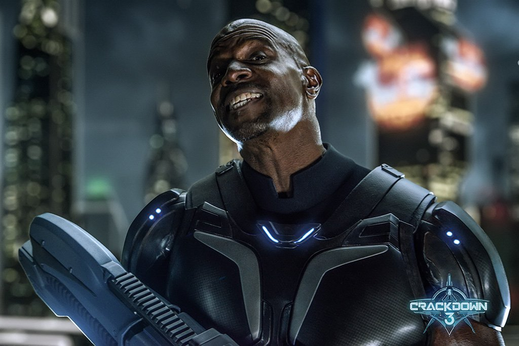 Crackdown 3 Game Poster