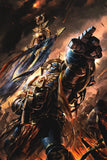Warhammer 40000 Dawn of War III Poster