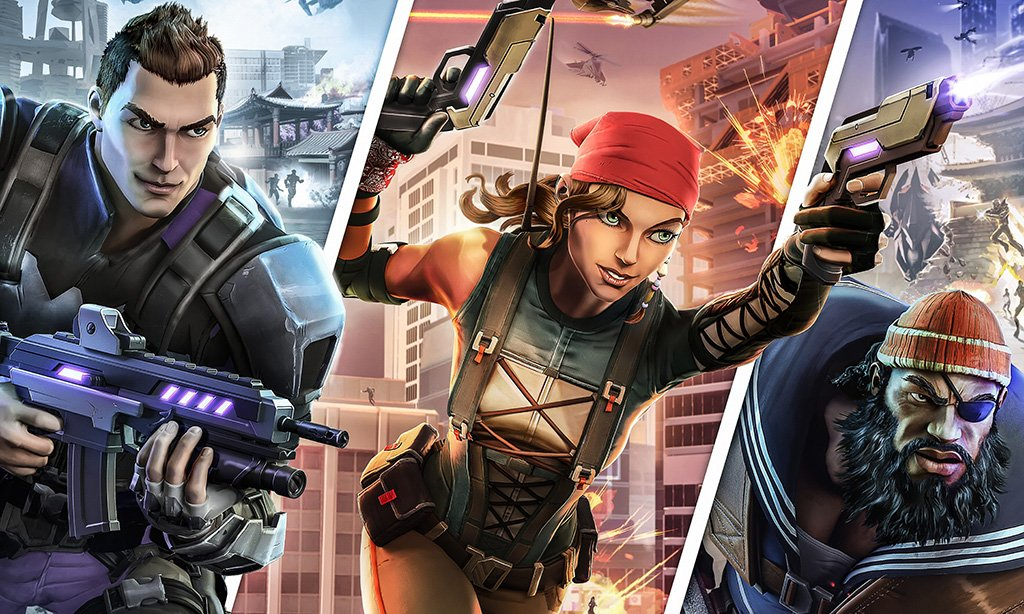 Agents of Mayhem Poster