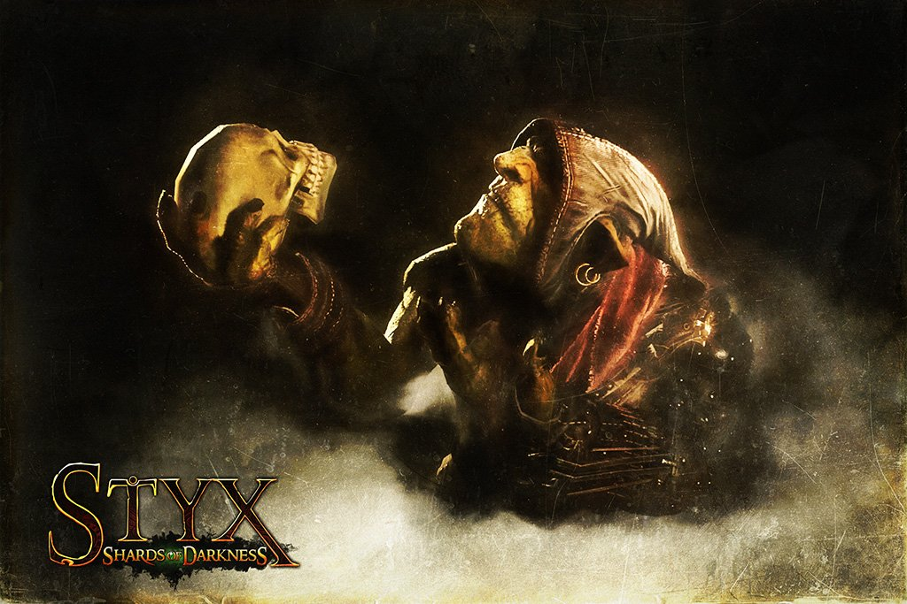Styx Shards of Darkness Game Poster