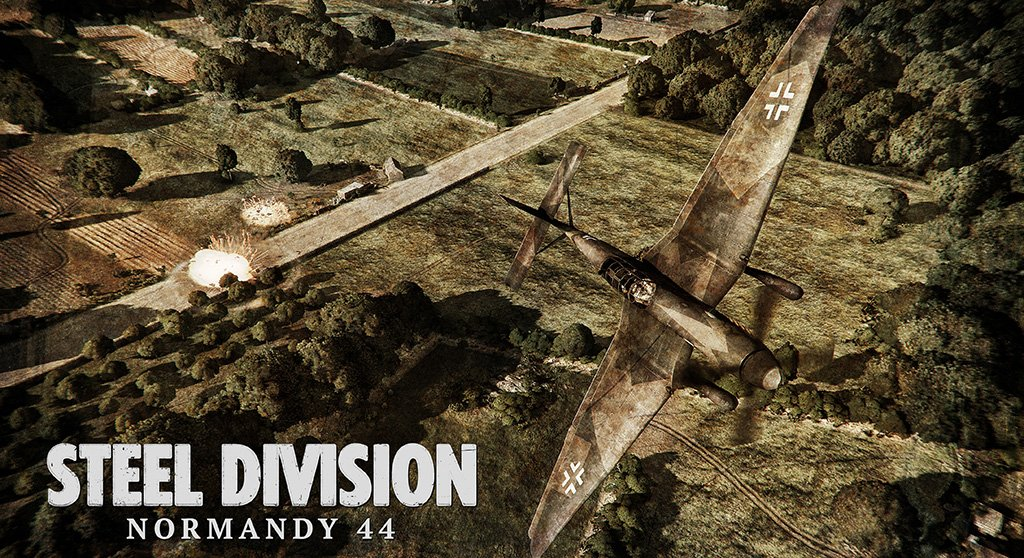 Steel Division Normandy 44 2017 Poster
