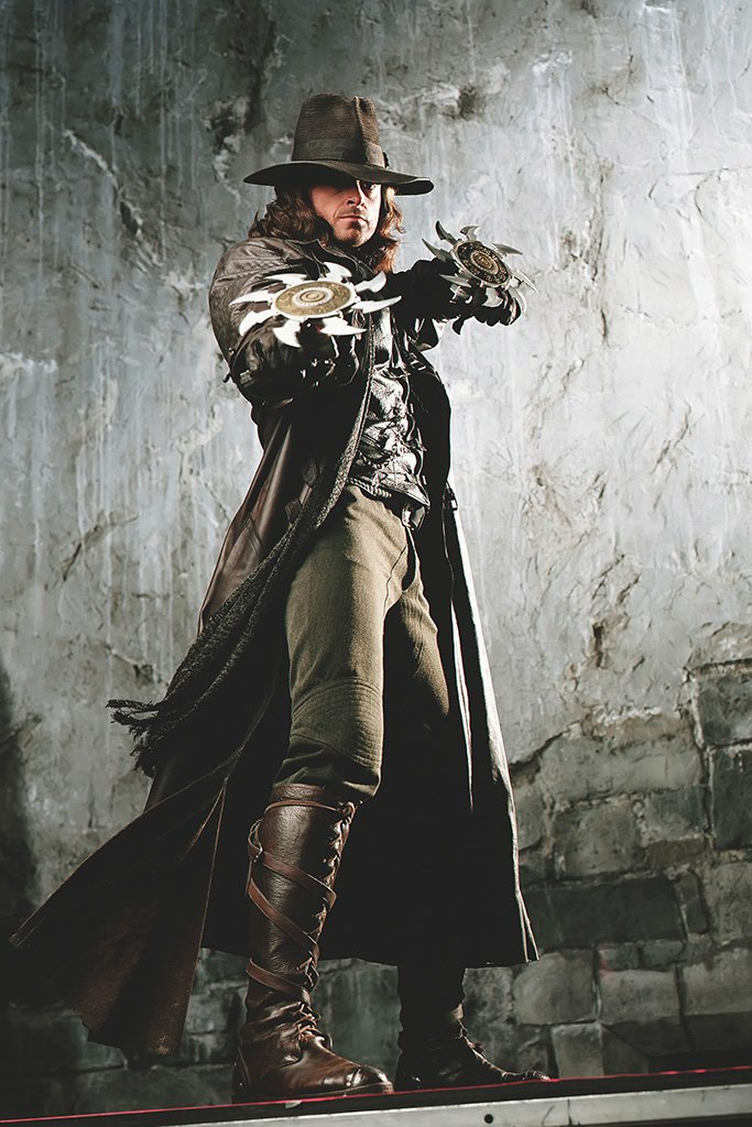 Van Helsing 2004 Movie Poster