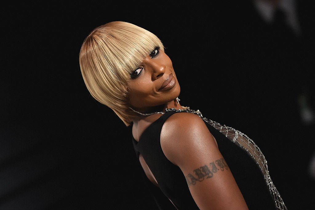 Mary j. blige Rap Poster