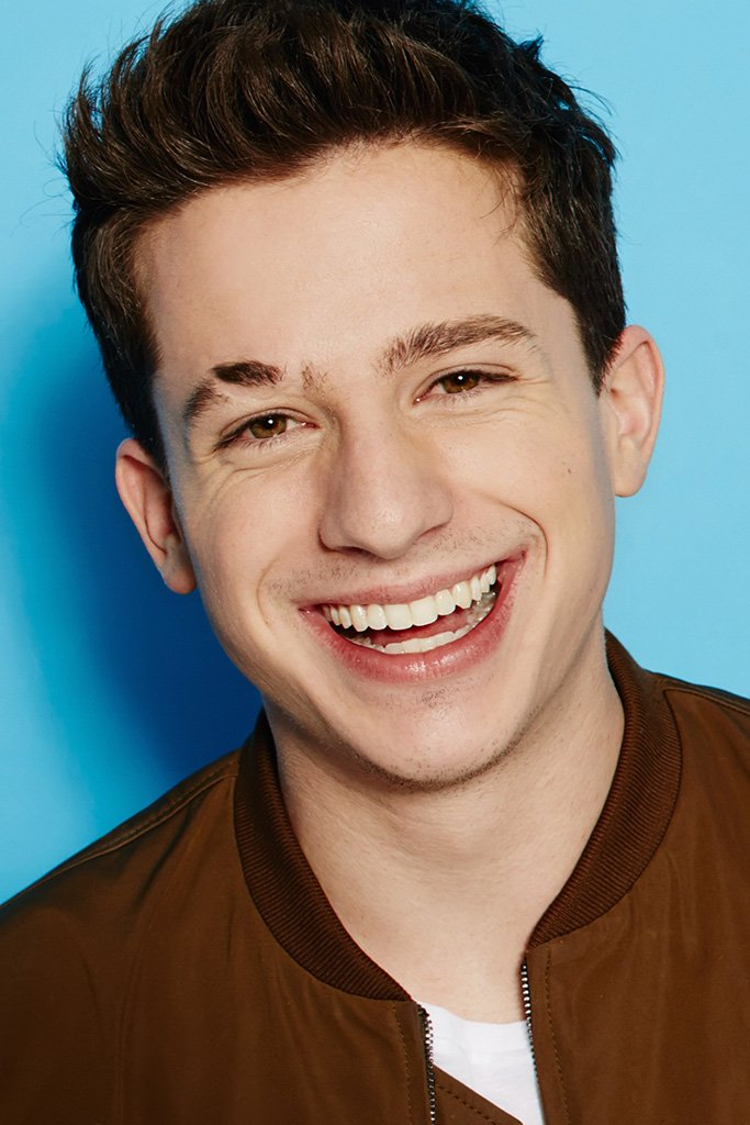 Charlie Puth 2017 Poster