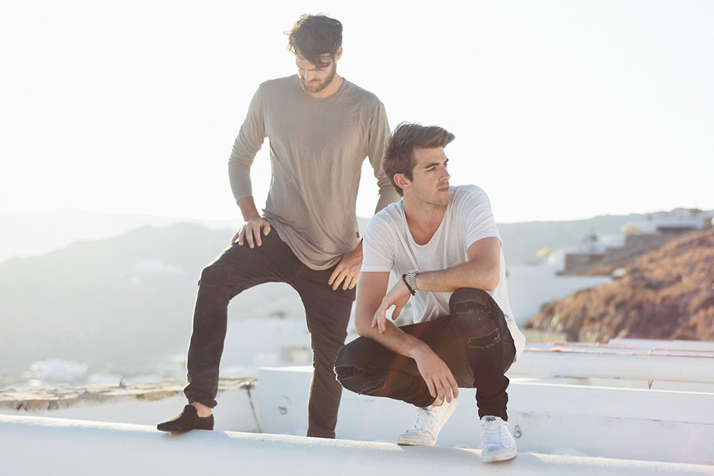The Chainsmokers Band Poster