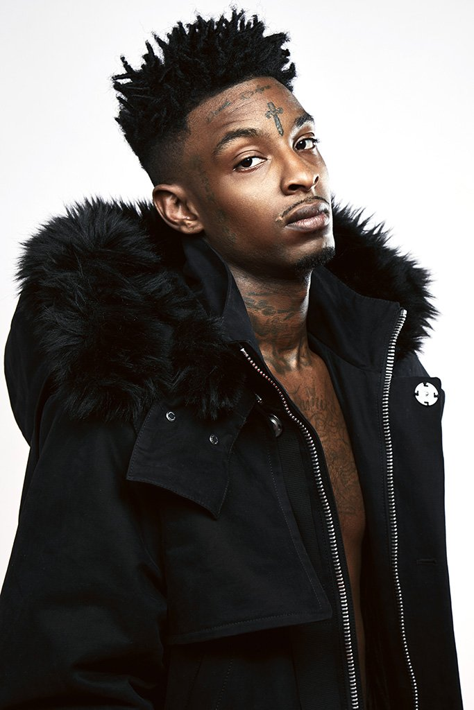 21 Savage Rapper Poster