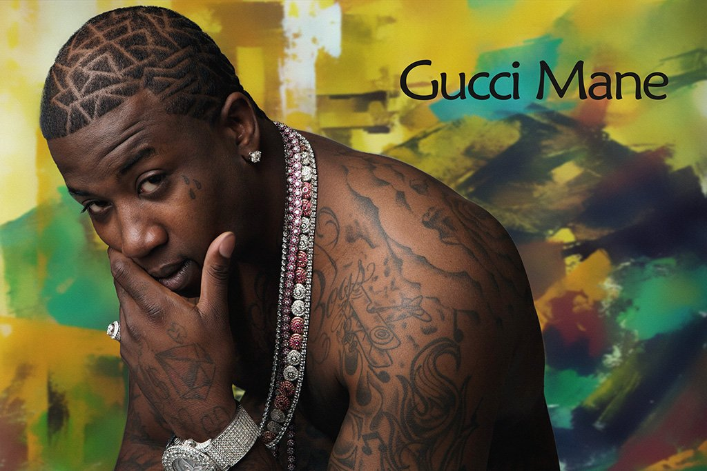 Gucci Mane Poster