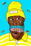 Tyler, The Creator Bees Art Poster