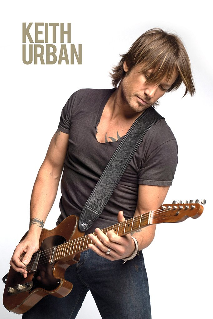 Keith Urban Poster
